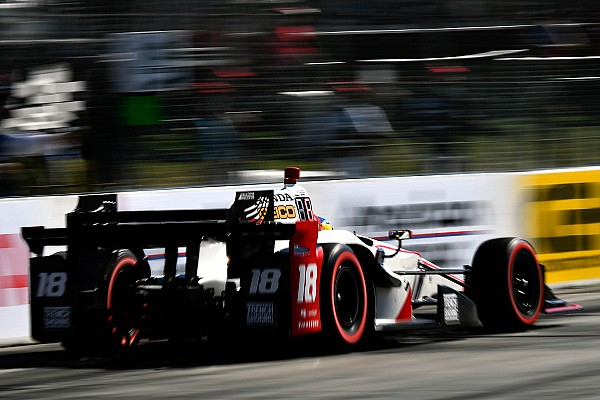 "Bourdais ""thinking championship,"" extends points lead"