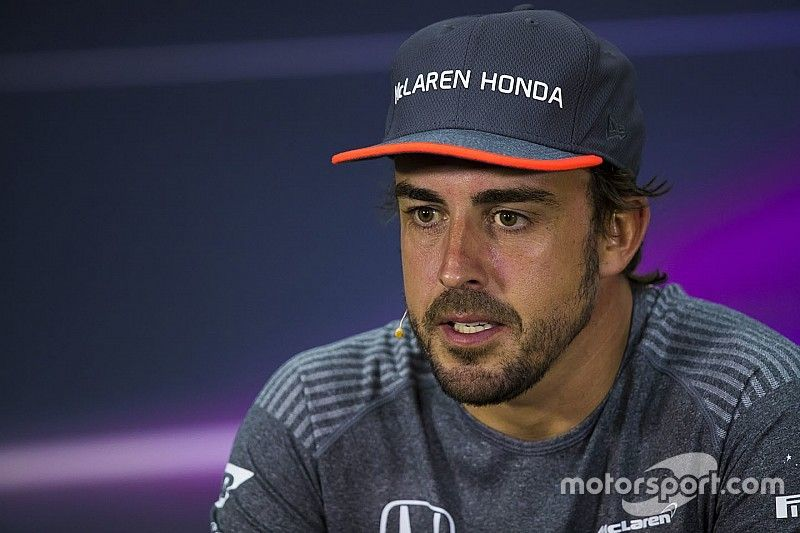 Alonso's rivals wouldn't skip grand prix to race elsewhere
