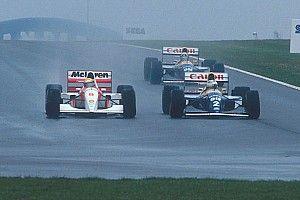 C'était un 11 avril: Senna triomphe, Prost sombre