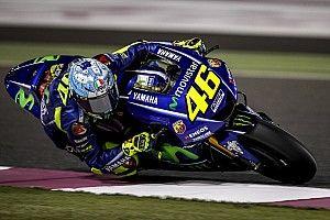"""MotoGP-Test Katar: Valentino Rossi erklärt """"wichtige"""" Rundenzeit"""