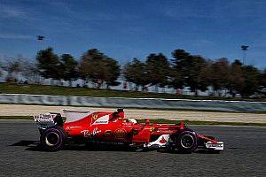 【F1】テスト3日目:ベッテルがトップ維持。マクラーレン48周止まり