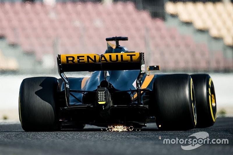 En images - La première partie de saison 2017 de Renault