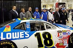 Tagliani adds Lowes as sponsor for Pinty's Series effort