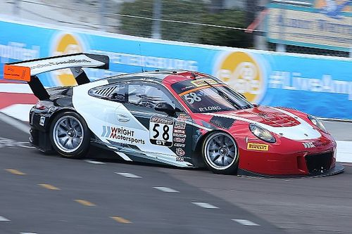 PWC St Pete: Long capitalises on Parente slip-up for GT win