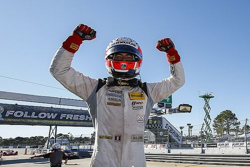 Virginia PWC: Indy Lights ace Jamin doubles up in GTS