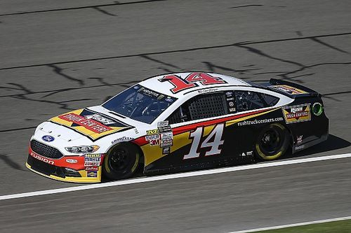 """Top-three finish for Clint Bowyer means he's """"having fun again"""""""
