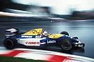 Retro technikai elemzés: Mansell világverő Williamse és az autó fejlesztései