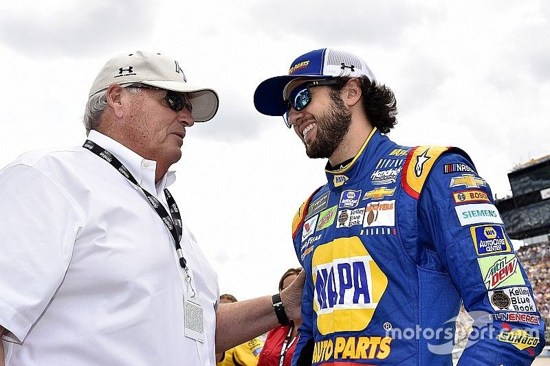 """Rick Hendrick: Chase Elliott's win """"a great shot in the arm"""" for HMS"""