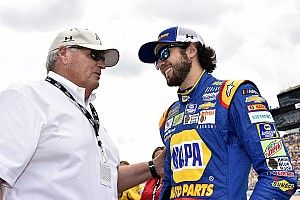 "Rick Hendrick: Chase Elliott's win ""a great shot in the arm"" for HMS"
