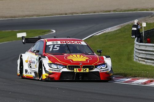 Farfus, pole position para la carrera del domingo en Zandvoort