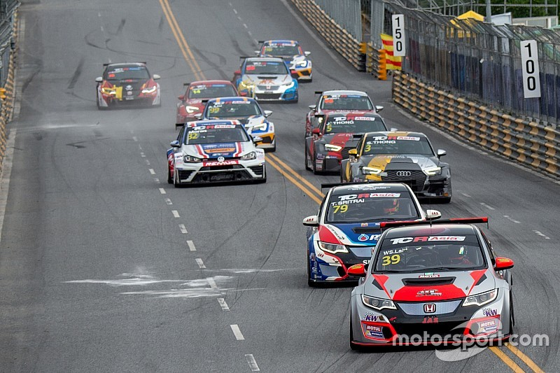 TCR Asia e China in pista a Shanghai in un weekend di fuoco