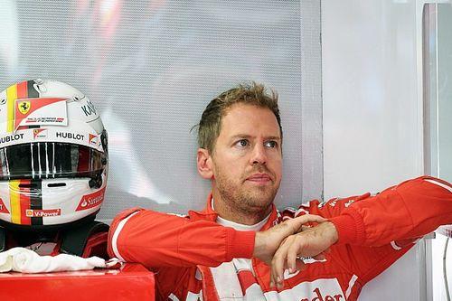 """Vettel: """"Giornata così così, ma posso centrare i miei obiettivi"""""""