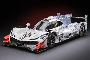 Acura présente officiellement l'ARX-05 Dpi pour 2018