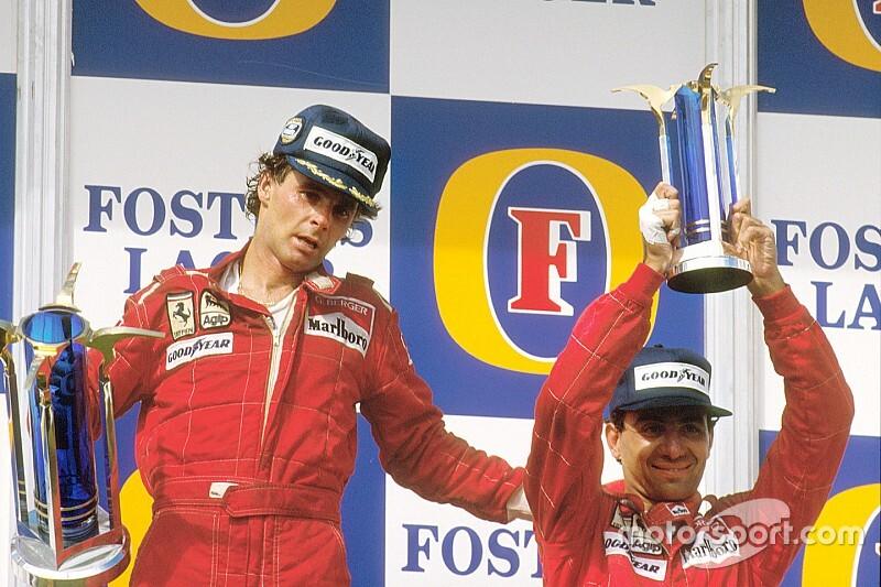 Tarihte Bugün: 1987 Avustralya GP