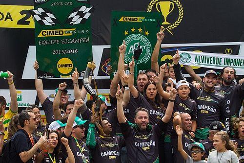 """Campeão, Fraga diz: """"seria injusto se a gente perdesse"""""""