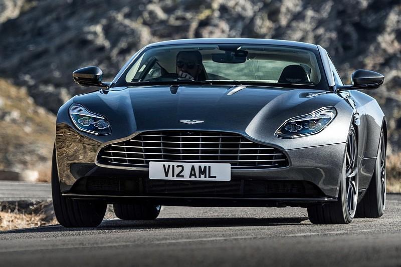 Vidéo - Découvrez les secrets aérodynamiques de l'Aston Martin DB11