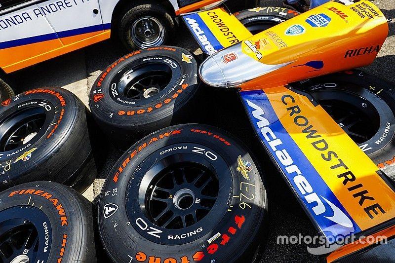Firestone prolonge son contrat avec l'IndyCar