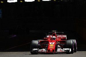 "Räikkönen, en pole: ""C'était fun"""