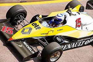 Fórmula 1 Últimas notícias Prost reencontra Renault de 1983 em Mônaco