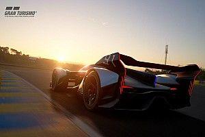 McLaren Ultimate Vision Gran Turismo, el prototipo de 1.150 CV