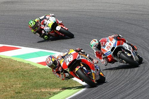 "Crutchlow fed up of Pedrosa's ""ruthless moves"" after crash"