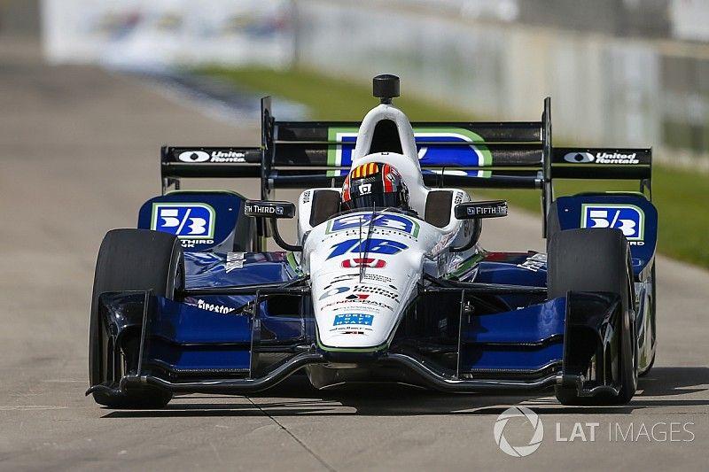 Claman DeMelo maakt IndyCar-debuut bij seizoensfinale op Sonoma