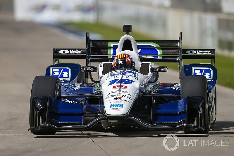 Де Мело дебютирует в IndyCar на этапе в Сономе