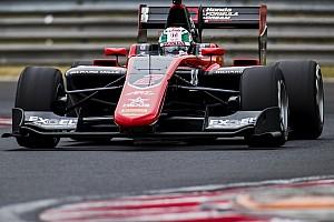 GP3 速報ニュース 【GP3】ハンガロリンクテスト2日目:福住首位。チームはトップ3独占