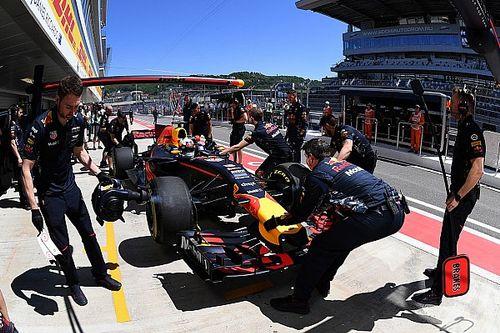 Red Bull, ancora un guasto ai freni: urge correre ai ripari per Barcellona