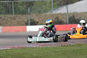 Kart Yarış raporu Ömer Kolot Belçika'dan beşincilikle döndü