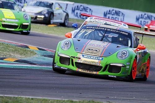 """Carrera Cup Italia, Imola: """"scatto"""" di Zanini in Michelin Cup"""