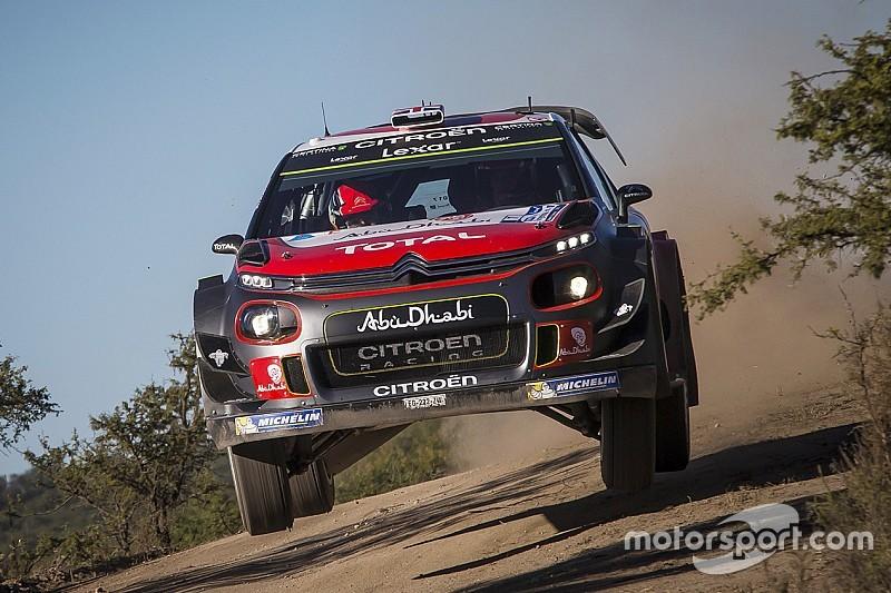 Citroen al Rally di Portogallo con la quarta C3 per Al-Qassimi