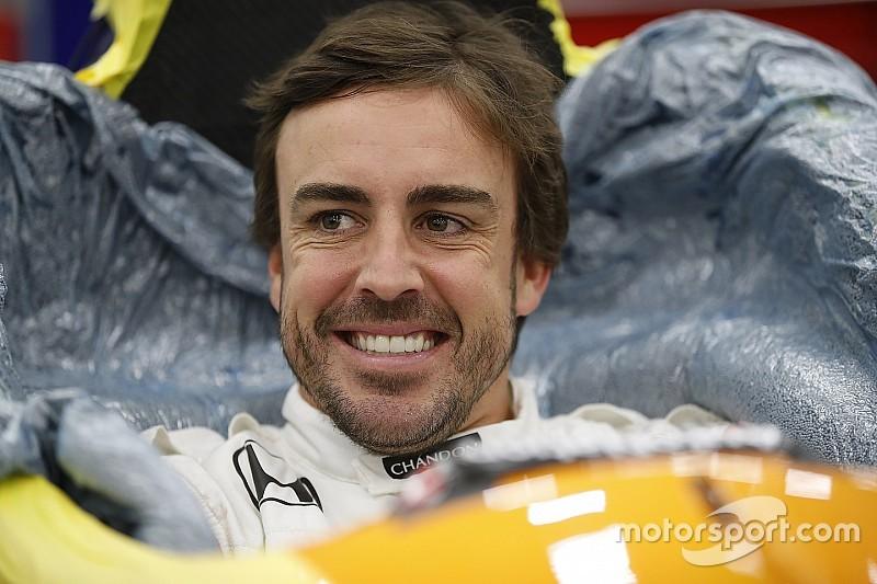 """Alonso """"no podría estar en una situación mejor"""", dice Mario Andretti"""