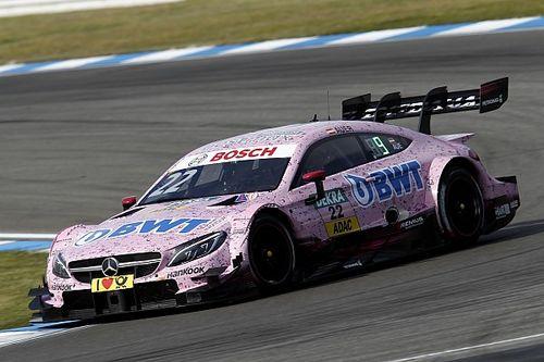 Hockenheim DTM: Sezonun ilk yarışında Auer, Glock'a geçit vermedi