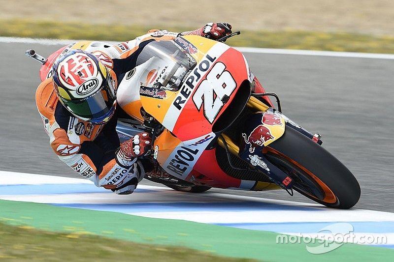 Totális Honda-uralom a MotoGP jerezi időmérőjén!
