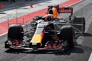Bildergalerie: Formel-1-Test 2017 in Budapest