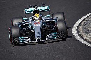 """Hamilton: """"Espero no perder el título por estos tres puntos"""""""