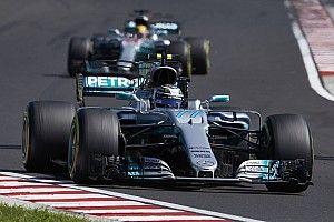 Hamilton attend la décision de Mercedes sur le rôle de Bottas