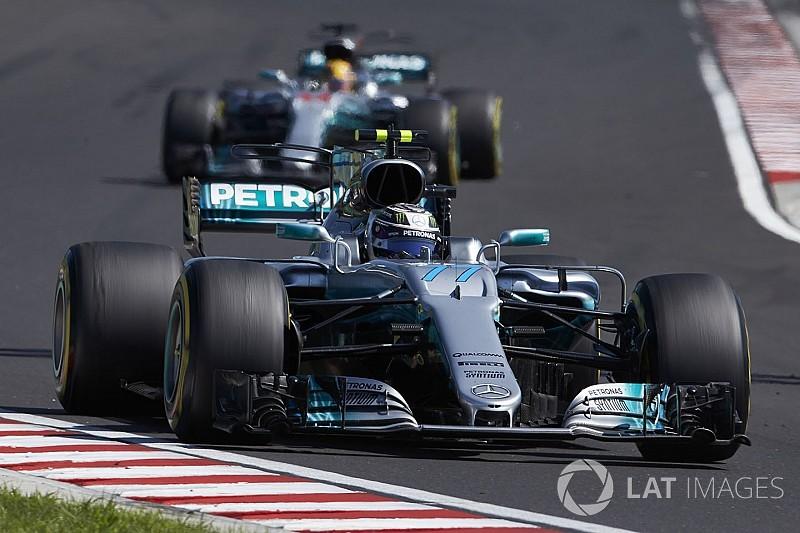 """Hamilton dice que Hungría le motivó para estar """"siempre"""" delante de Bottas"""