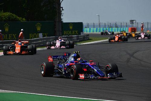 Технический анализ: как Toro Rosso бьется с тяжеловесами Ф1