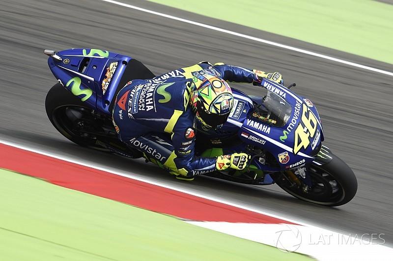 """Rossi: """"Confirmamos que con el nuevo chasis somos más competitivos"""""""