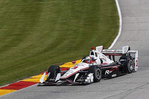 Qualifs - Castroneves en pole, quadruplé Penske !