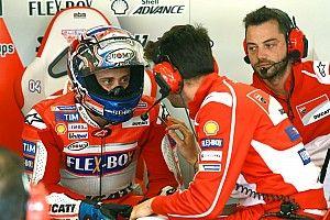 Optimisme Dovizioso atas performa Desmosedici GP17