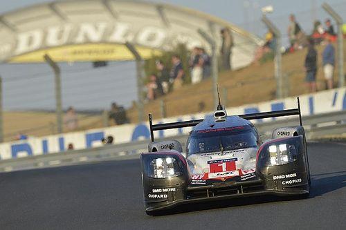 Le Mans 24 Jam: Drama mekanis timpa mobil pemimpin balapan Porsche #1