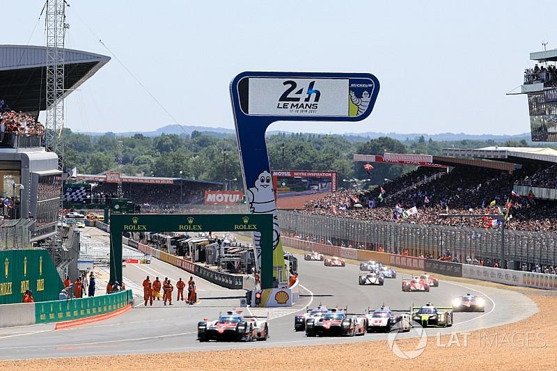 Все события «Ле-Мана» в текстовом онлайне Motorsport.com и Michelin