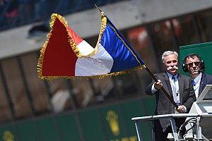 GALERIA: a história de França e Croácia nas pistas