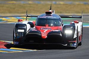 24 heures du Mans Actualités Toyota prêt à discuter avec Alonso pour Le Mans 2018