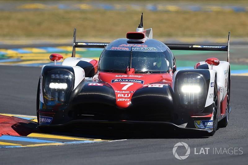 Toyota prêt à discuter avec Alonso pour Le Mans 2018
