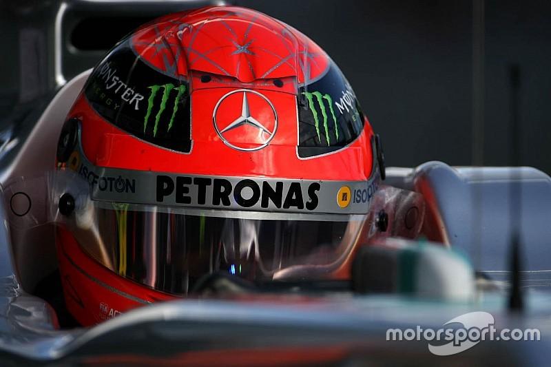 Rosberg: 2012'de Schumacher'i yenemeseydim takımdan ben ayrılacaktım
