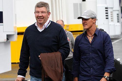 «Я послал Брауна угостить его пивом». Бывший босс Mercedes о возвращении Шумахера в Ф1